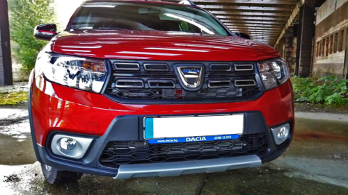 Dacia care 'nu există' face valuri pe internet: cum i-au făcut poze