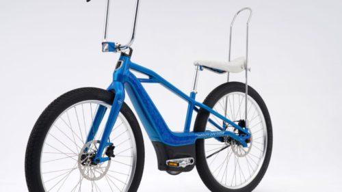 Prima bicicletă electrică personalizată Serial 1, scoasă acum la licitație. Mai ai câteva ore la dispoziție