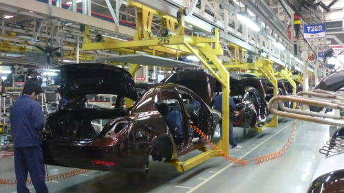 Așa arată viitorul industriei auto. Nici nu te-ai fi gândit la asta în urmă cu 10 ani