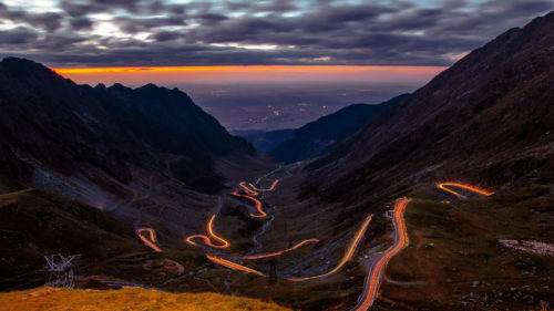 Cele mai periculoase drumuri din lume. România este în top