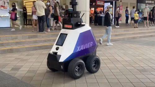 Singapore își protejează cetățenii cu ajutorul roboților. Metoda de supraveghere ar putea fi utilă și la noi