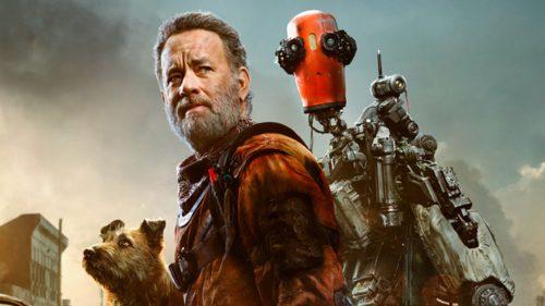 """Cel mai așteptat SF al anului cu Tom Hanks are un nou trailer: când apare """"Finch"""""""