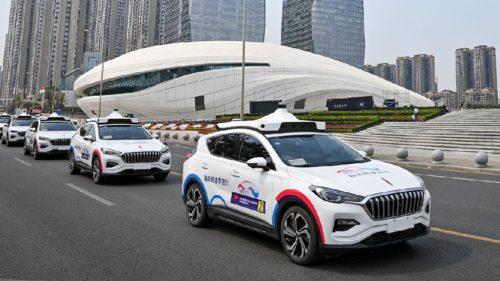 Baidu concurează cu Bolt și Uber și vrea să le întreacă pe piața taxiurilor autonome