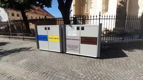 Ghenele de gunoi vor fi înlocuite de centre inteligente de colectare. Cum vei arunca gunoiul în România