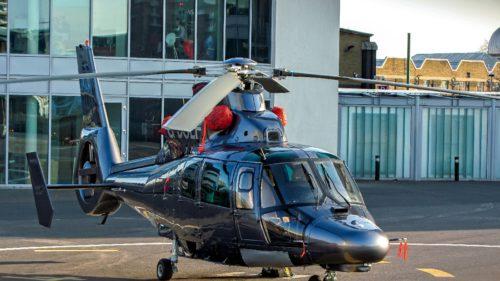 Ce se întâmplă cu elicopterul cu care a fugit Ceaușescu în 89'