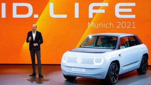 Unde vrea Volkswagen să ducă designul Id.Life, mașina electrică pentru toată lumea