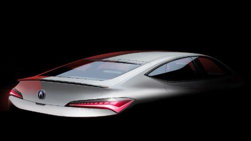 A apărut încă o poza cu modelul Integra de la Acura: ce este surprinzător
