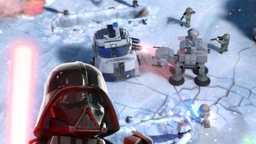 Următorul Star Wars este un joc video: când se lansează Lego Battles, pe ce îl poți juca
