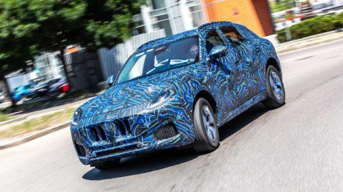 Maserati vrea să uiți de Porsche și BMW: ce SUV ți-a pregătit pentru 2022