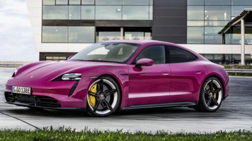 Porsche dă lovitura cu noua sa mașină electrică: ce se întâmplă cu Taycan