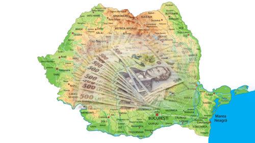 Adevărul despre salariile românilor, pe județe: nu o să crezi cine vine după București și Cluj