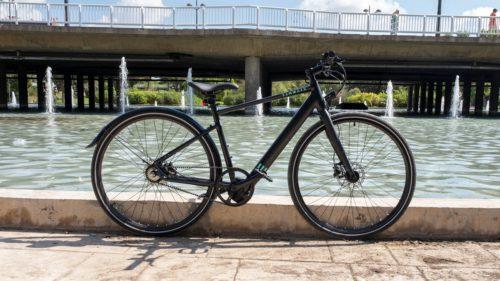 Stil și eleganță pentru prima bicicletă electrică Tenways