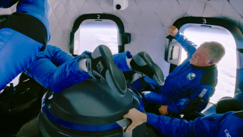 William Shatner a devenit, oficial, cea mai în vârstă persoană care a ajuns în spațiu: cum a decurs zborul Blue Origin