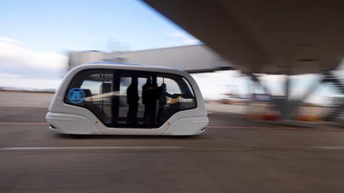 ZF vrea să schimbe transportul în comun: unde găsești autobuze autonome, de când