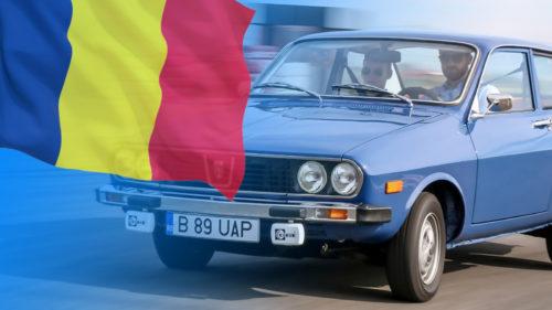 Zece mașini românești considerate autoturisme de epocă – VIDEO