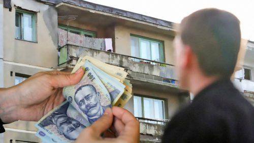 Se scumpesc locuințele, din nou: toți cei cu apartamante și case par să se îmbogățească în România