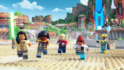 LEGO Star Wars Castaways, oficial: când și pe ce îl poți juca