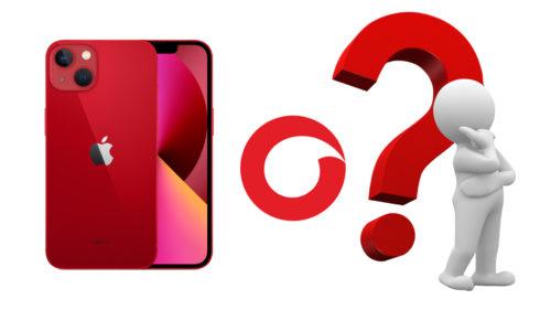 Experiență: cum încerci să cumperi iPhone 13 de la Vodafone, îți vine să-ți închizi abonamentul și să te muți la Orange, Telekom, Digi